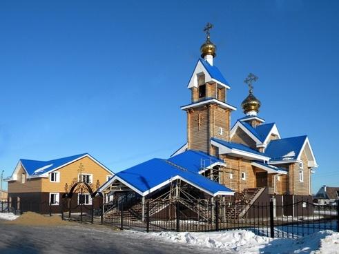 russia church building