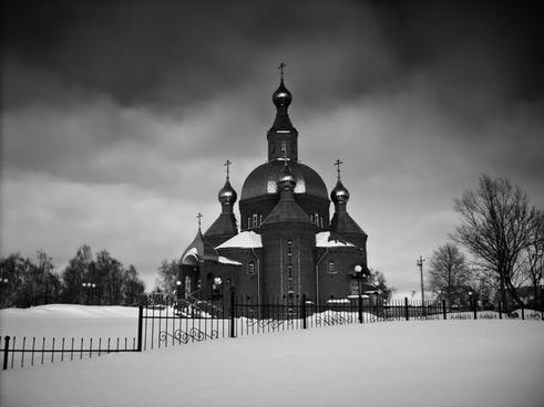 russia church orthodox