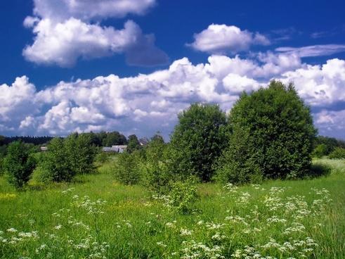 russia landscape scenic