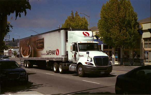 safeway truck spa
