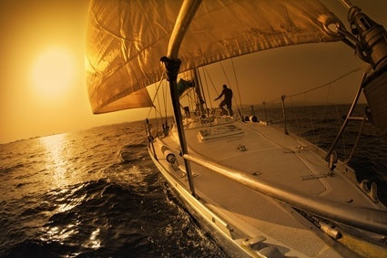 sail out to sea picture
