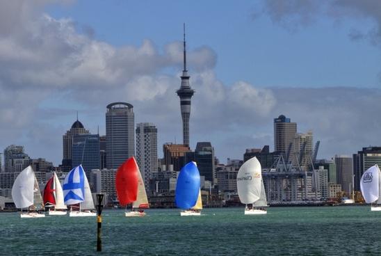 sailing boat sail
