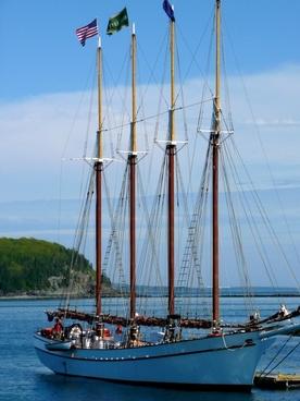 sailing ship boat