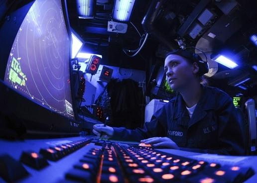sailor us navy radar technician
