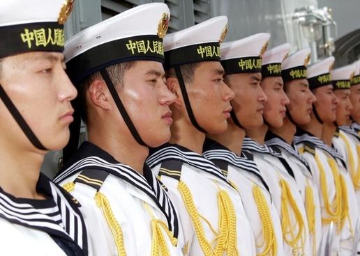 sailors chinese china