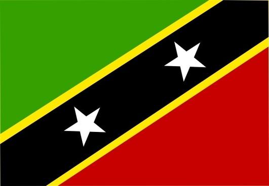 Saint Kitts And Nevis clip art