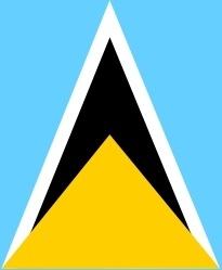 Saint Lucia clip art