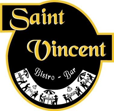 Saint Vincent bar logo