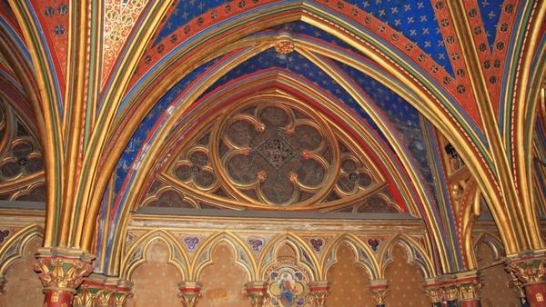 saint-chapelle paris france