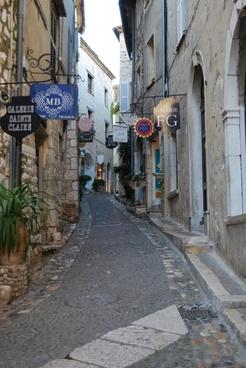 saint-paul france village