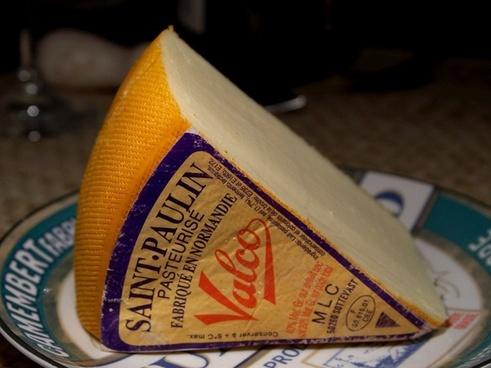 saint-paulin cheese milk product food