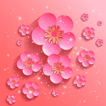 Sakura free vector download 50 free vector for commercial use sakura flower background mightylinksfo