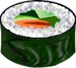 Salada maki