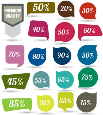 sale off percent label badge
