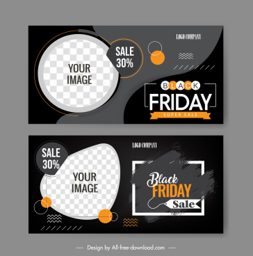 sale poster template modern elegant dark checkered grunge