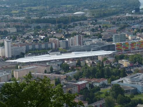 salzburg city city view