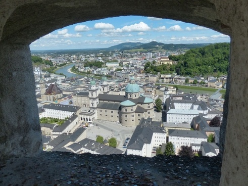 salzburg city outlook