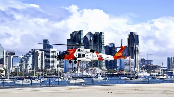 san diego california helicopter