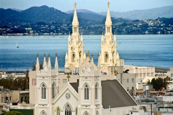 san francisco churches