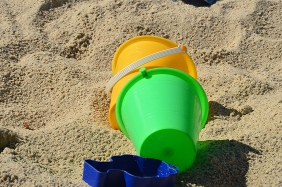 sand bucket toys