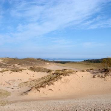 sand meet sky