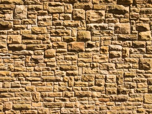 sandstone wall texture