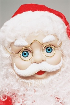 santa avatar hd picture