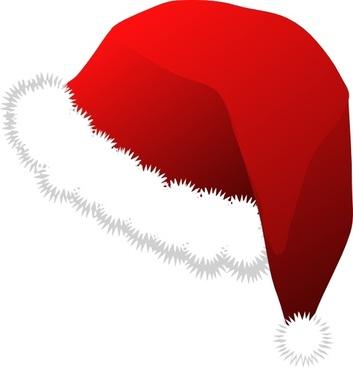Santa Claus Hat clip art