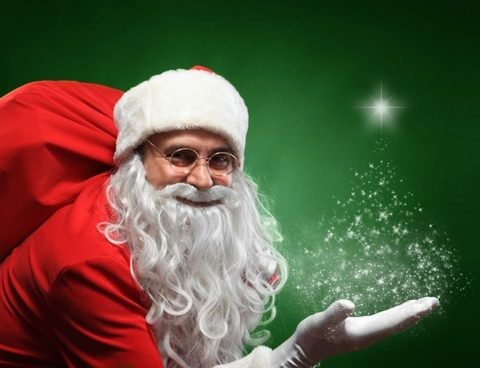 santa claus hd picture 8