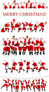 santa claus highdefinition picture