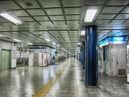 sapporo japan subway