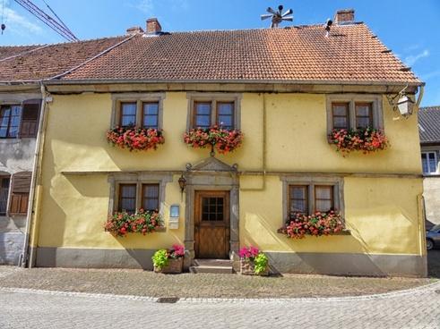 sarrewerden france town
