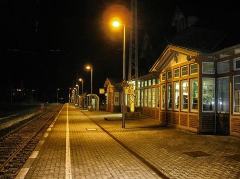 sassnitz germany depot