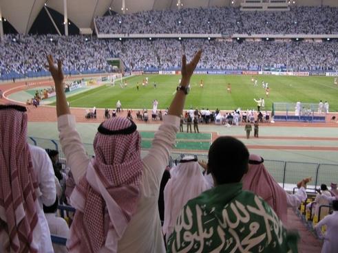 saudi arabia riad stadium