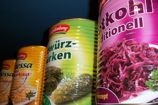 sauerkraut pickles red