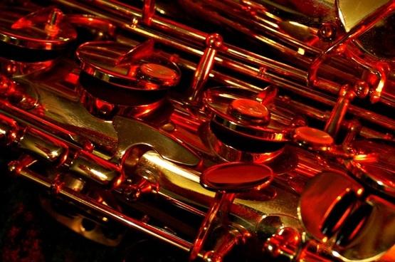 saxophone tenor folding mechanism