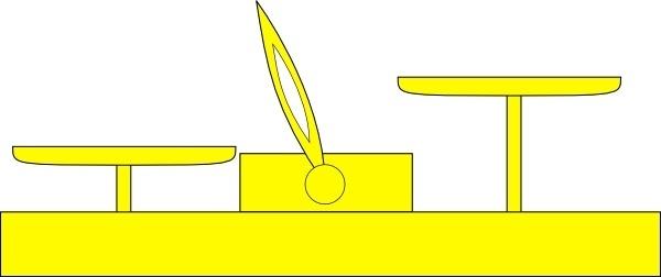 Scale clip art