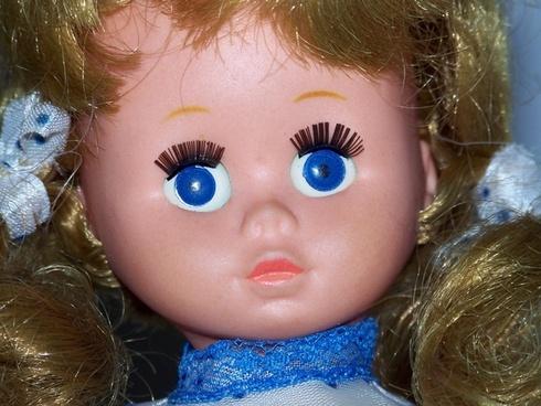 scary doll halloween