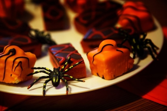 scary halloween food
