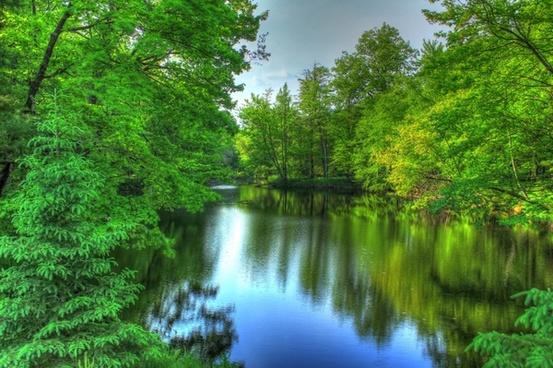 scenic riverways at brunet island state park wisconsin