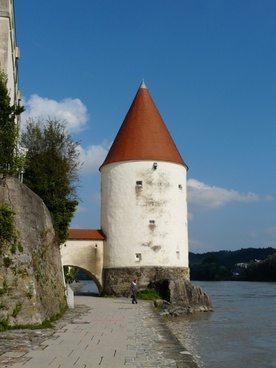 schaiblingsturm tower landmark