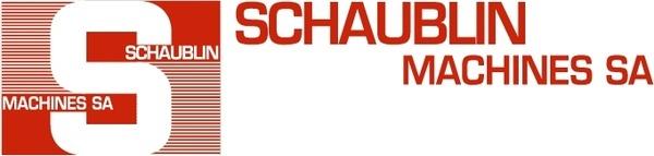 schaublin machines