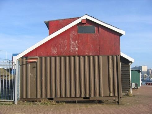 scheveningen port cottage