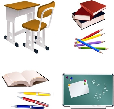 SchooL Icons icons pack
