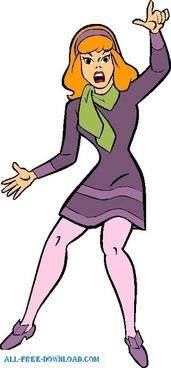 Scooby Doo daphne002