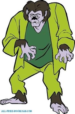 Scooby Doo villan 005