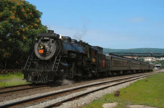 scranton pennsylvania train