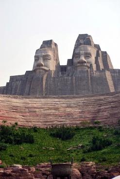 sculpture bust busts