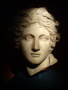 sculpture bust museum