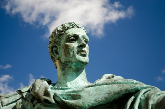 sculpture constantine the great